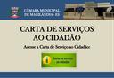 Carta de serviço ao cidadão