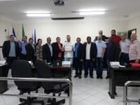 Entrega de Título de Cidadão Marilandense